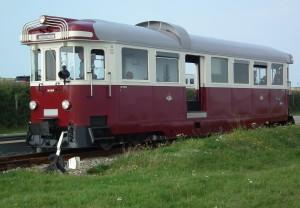 Tramrijtuig 1804 van RTM.